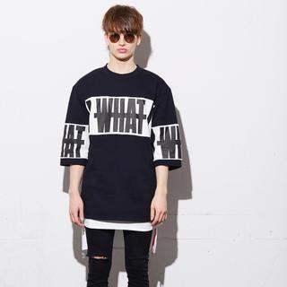 トリプルエー(AAA)のI AM WHAT I AM  YOSHI様専用(Tシャツ/カットソー(七分/長袖))