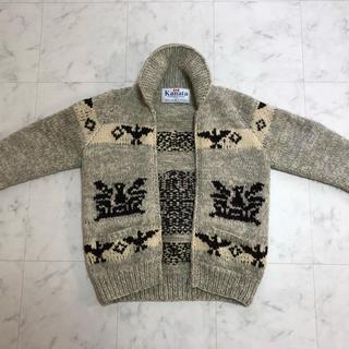 カナタ(KANATA)のカナタ KANATA カウチン ニット セーター(ニット/セーター)