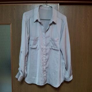 ジーユー(GU)のg.u. 大人可愛いシャツ♡(シャツ/ブラウス(長袖/七分))