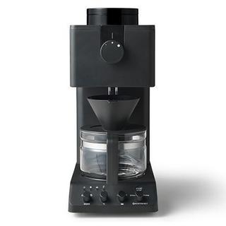 ツインバード(TWINBIRD)のTWINBIRD CM-D457B 全自動コーヒーメーカー(コーヒーメーカー)