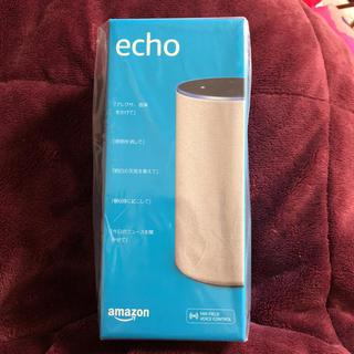 エコー(ECHO)のAmazonエコ(スピーカー)