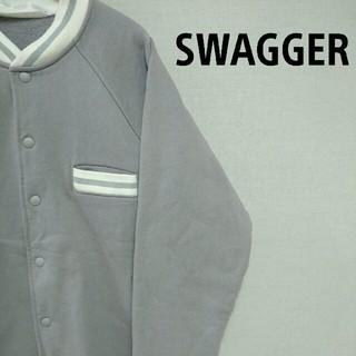 スワッガー(SWAGGER)のSWAGGER スワッガー ボタンダウン スウェット(スウェット)