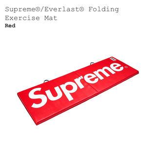 シュプリーム(Supreme)の17fw supreme × everlast mat(トレーニング用品)