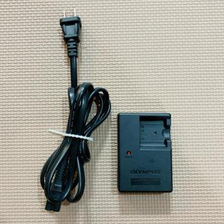 オリンパス(OLYMPUS)のオリンパス OLYMPUS 純正 カメラ 充電器 LI-40C(バッテリー/充電器)