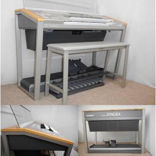 ヤマハ(ヤマハ)の2012年製エレクトーンYAMAHAステージアELS-01Cカスタム(エレクトーン/電子オルガン)