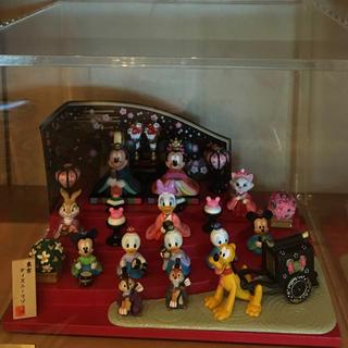ディズニー(Disney)の雛人形 限定品 ディズニー ミッキー 4段飾り 2019(置物)