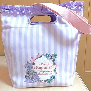 ディズニー(Disney)のディズニー ラプンツェル カメラバッグ ディズニーストア ショルダー 一眼 鞄(ケース/バッグ)