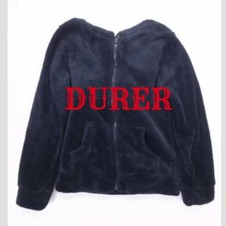 デュレル(Durer)の未使用 DURER ボアパーカー(パーカー)
