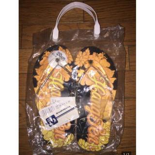 ハンテン(HANG TEN)の新品 ハングテン♪キッズ 男児 ビーチサンダル 20cm(サンダル)