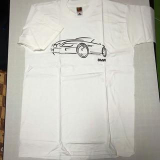 ビーエムダブリュー(BMW)のTシャツ BMW 新品 未使用 白 ホワイト(Tシャツ/カットソー(半袖/袖なし))
