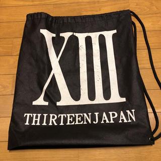 サーティンジャパン(THIRTEEN JAPAN)のサーティンジャパン 袋(ショップ袋)