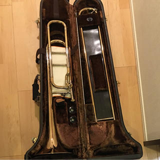 Bach テナーバストロンボーン(トロンボーン)