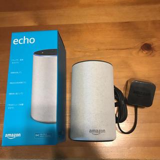 エコー(ECHO)のAmazon echo(スピーカー)