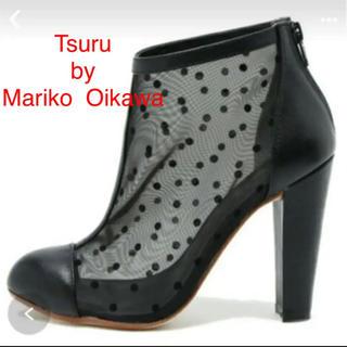 ツルバイマリコオイカワ(TSURU by Mariko Oikawa)のTsuru by Mariko Oikawa ブーツ 新品(ブーツ)