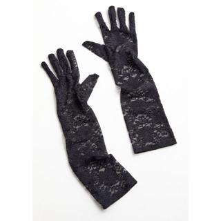 アーバンアウトフィッターズ(Urban Outfitters)のセクシーレースグローブ(手袋)
