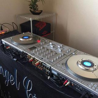 Technics CDJ & Roland sampler セット(CDJ)