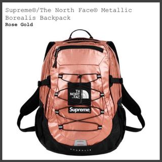 シュプリーム(Supreme)のsupreme×north face backpack バックパック(バッグパック/リュック)