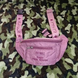 ピンクハウス(PINK HOUSE)の🌼みかんさま専用🌼PINKHOUSE🌼(ボディバッグ/ウエストポーチ)