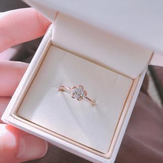 サマンサティアラ(Samantha Tiara)のレモン様専用 samantha tiara フラワーリング(リング(指輪))
