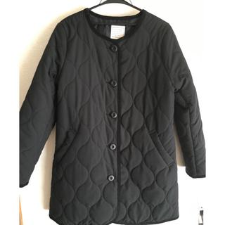 シマムラ(しまむら)のキルティングコート 黒(その他)