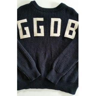 ゴールデングース(GOLDEN GOOSE)のゴールデングース GOLDEN GOOSE ニット GGDB(ニット/セーター)