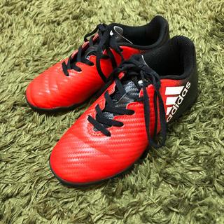 アディダス(adidas)のadidas  トレーニングシューズ 18センチ(その他)