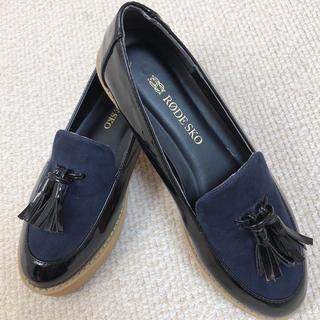 リサーチ(....... RESEARCH)のRODE SKO ローファー ロデスコ(ローファー/革靴)
