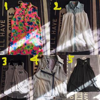 シュープ(SHOOP)のノースリーブ 各種 500円(Tシャツ(半袖/袖なし))