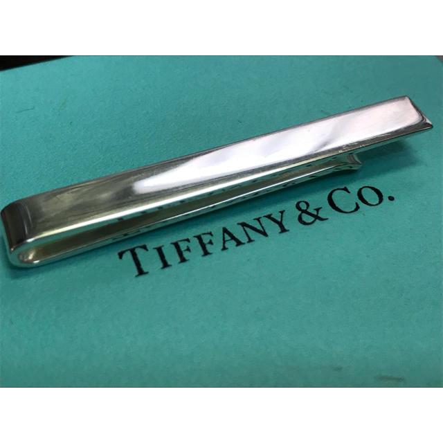 Tiffany & Co.(ティファニー)のティファニー 925 ネクタイピン タイピン タイバー メンズのファッション小物(ネクタイピン)の商品写真