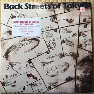 オフコース back streets of Tokyo(その他)