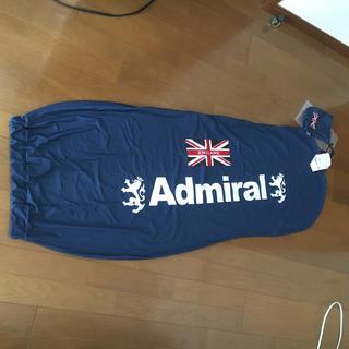 アドミラル(Admiral)のキャディーバックカバー!新品未使用。送料無料(その他)