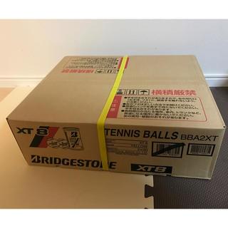 ブリヂストン(BRIDGESTONE)のブリヂストン テニスボール XT8 1箱30缶60球入り 新品未開封(ボール)