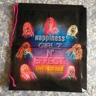 ハピネス(Happiness)のGIRLZ N' EFFECT エコバッグ(ミュージシャン)