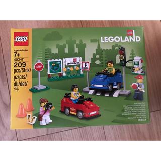 レゴ(Lego)の入手困難❣️ レゴ LEGO  レゴランド限定 ドライバーズライセンス (知育玩具)