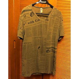 ジョンガリアーノ(John Galliano)の春に Tシャツ ジョンガリアーノ Dior (Tシャツ/カットソー(半袖/袖なし))