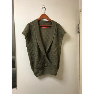 コキュ(COCUE)の美品、COCUEのニット(ニット/セーター)