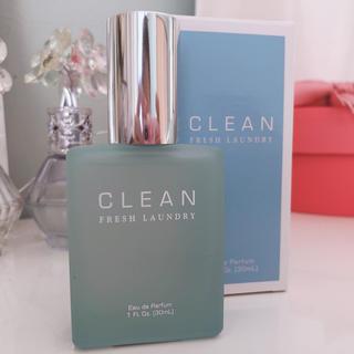 クリーン(CLEAN)のクリーン フレッシュランドリー オードパルファム(香水(女性用))