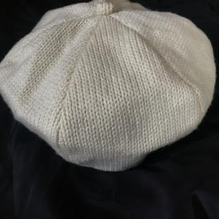ケービーエフ(KBF)のKBF Wool Beret(ハンチング/ベレー帽)