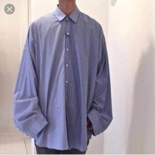 ドレスドアンドレスド(DRESSEDUNDRESSED)のdressedundressed オーバーシャツ(シャツ)