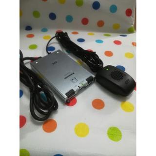 パナソニック(Panasonic)の普通車登録 シガー電源 CY-ET700 ETC車載器 mr01(ETC)