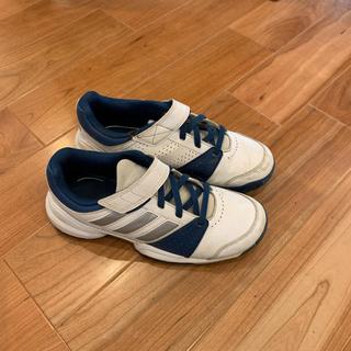 アディダス(adidas)のテニスシューズ ジュニア 21㎝(シューズ)