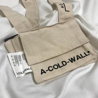 アクネ(ACNE)のacw a cold wall 初期サコッシュ(ショルダーバッグ)