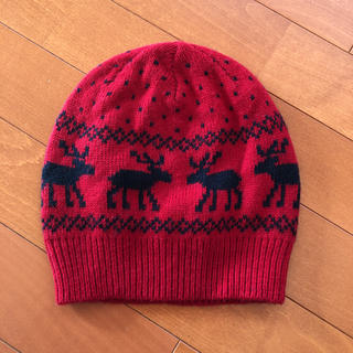 アバクロンビーアンドフィッチ(Abercrombie&Fitch)のニット帽 アバクロ (ニット帽/ビーニー)