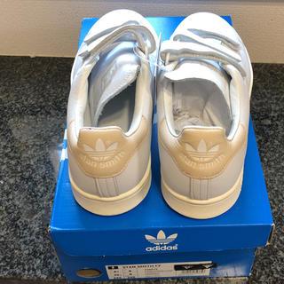 アディダス(adidas)のadidas スタンスミス ベージュ 24.5(スニーカー)