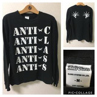 アンチクラス(Anti Class)のアンチクラス ANTI CLASS Mサイズ ロンt(Tシャツ/カットソー(七分/長袖))