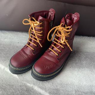 ヒステリックミニ(HYSTERIC MINI)のヒステリックミニ ブーツ(ブーツ)