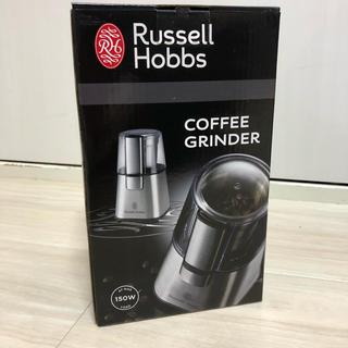 タイガー(TIGER)のRussell Hobbsのコーヒーグラインダー(電動式コーヒーミル)