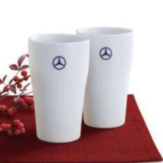 ビーエムダブリュー(BMW)の【新品・未使用】メルセデスベンツ 有田焼ペアカップ・ベンツ有田焼(グラス/カップ)