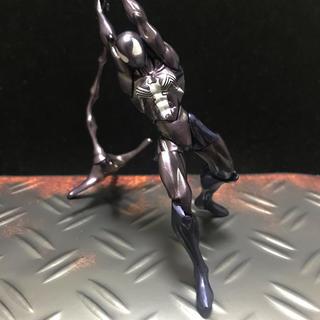 海洋堂 スパイダーマン アクションヴィネットフィギュア エイリアンコスチューム(アメコミ/海外作品)