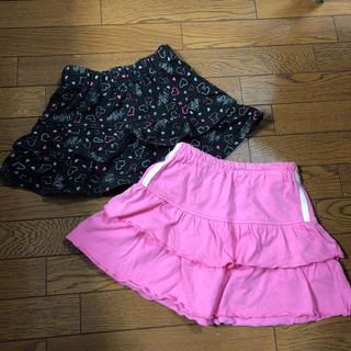 ディズニー(Disney)のフリルスカートset☆100cm(スカート)